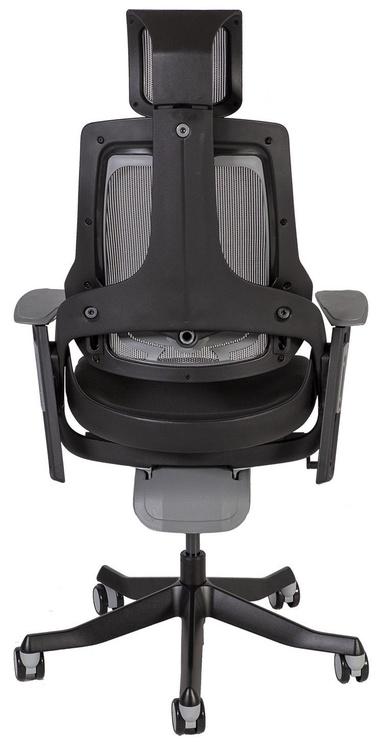 Biroja krēsls Home4you Wau Black/Grey
