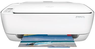 Многофункциональный принтер HP DeskJet 3639, струйный, цветной