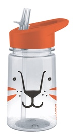 Aladdin Zoo Flip & Sip Water Bottle 0.43l Lion