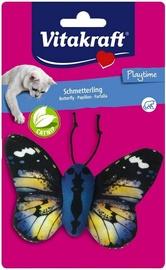 Vitakraft Butterfly Toy With Catnip