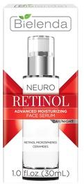 Sejas serums Bielenda Neuro Retinol Advanced Moisturizing Face Serum Day/Night, 30 ml