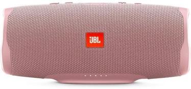 Bezvadu skaļrunis JBL Charge 4 Pink, 30 W