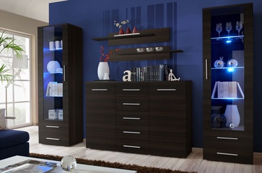 ASM Galino D Wall Unit Wenge