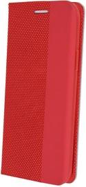 OEM Smart Senso Book Case For Xiaomi Redmi 7A Red