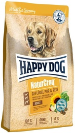 Happy Dog NaturCroq Poultry & Rice 4kg