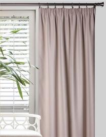 Domoletti Night Curtains Blackout 160 x 260 cm Beige
