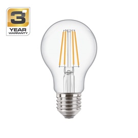 SPULDZE LED A60 7W E27 WW CL ND 806