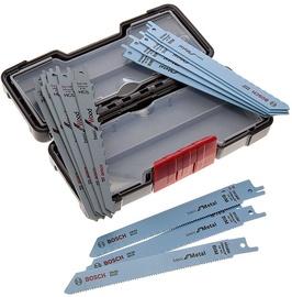 Bosch 2607010901 Wood/Metal Saber Saw Blade Set 15pcs