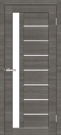 Полотно межкомнатной двери PerfectDoor Cortex 09, серый, 200 см x 60 см x 4 см
