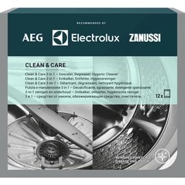 Sadzīves tehnikas tīrīšanas līdzeklis Electrolux Clean & Care 3 in 1 12x50g