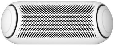 Bezvadu skaļrunis LG XBOOM Go PL5, balta, 15 W