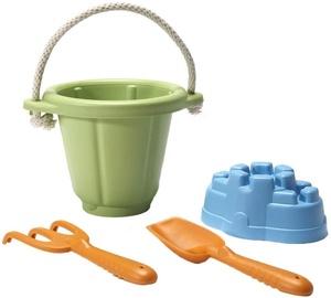 Набор игрушек для песочницы Green Toys Sand Play Set, многоцветный