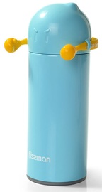Fissman Boxing Vacuum Bottle 300ml Light Blue