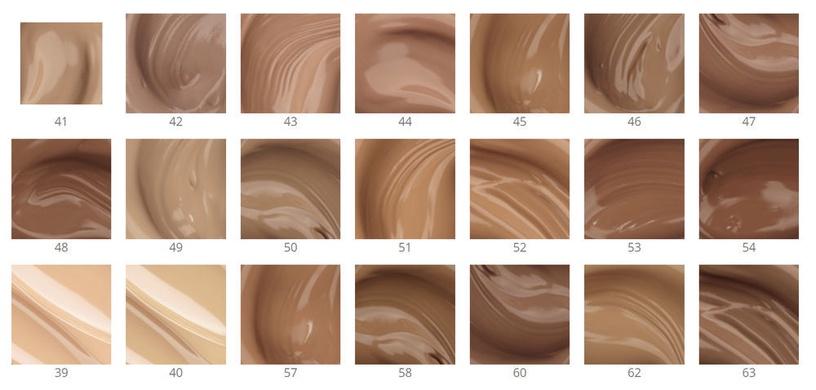 Inglot YSM Cream Foundation 30ml 46