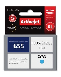 ActiveJet AH-655CR Cartridge 12ml Cyan