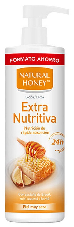 Лосьон для тела Revlon Natural Honey Extra Nourishing, 700 мл