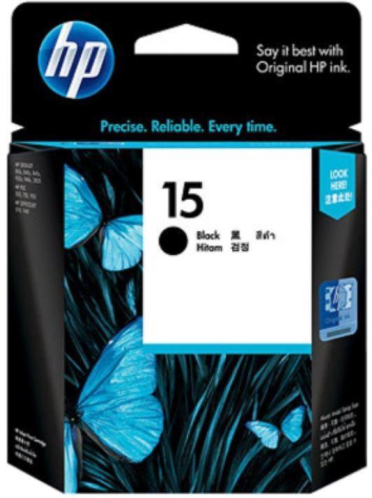 HP Cartridge 25ml Black