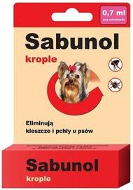 Капли Dr Seidel Sabunol Flea & Tick Drops For York 7ml