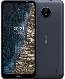 Mobilais telefons Nokia C20, melna, 2GB/256GB