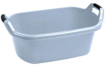 Curver Bowl With Handles Oval 35l Gray