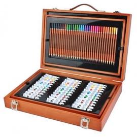 Набор для раскрашивания Painting & Drawing Set, односторонние, 174 шт.
