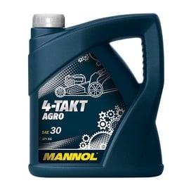Eļļa 4-taktu Mannol Agro 4l