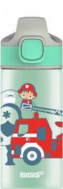 Бутылка для воды Sigg Fireman, зеленый, 0.2 л