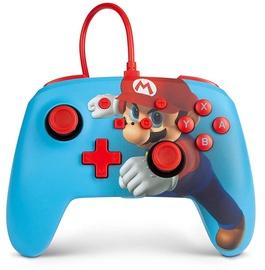 PowerA Super Mario Punch Controller Blue