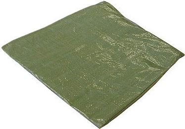 Брезент Besk, зеленый, 5000x4000 мм