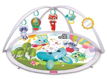 Коврик для игр Smily Play Educational Activity Mat 710010, 102 см x 102 см