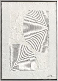 Glezna Home4you Circles, 500 mm x 700 mm