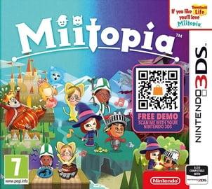 Игра Miitopia 3DS