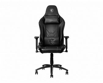 Spēļu krēsls MSI MAG CH130 X, melna