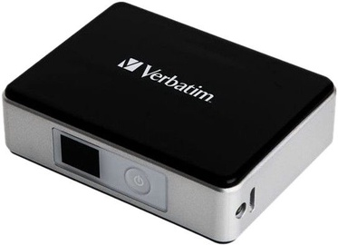 Verbatim 5200mAh Power Bank Black