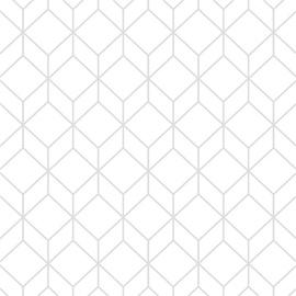 Graham & Brown Vinyl Wallpaper 104121 White