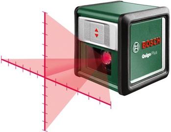 Уровень Bosch Quigo Plus Cross Line Laser