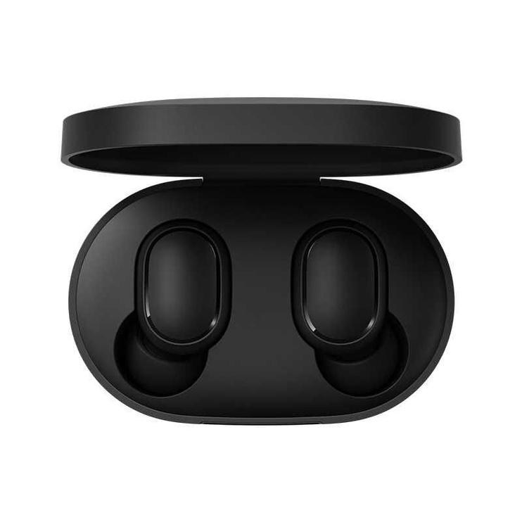 Беспроводные наушники Xiaomi Mi True Wireless Earbuds, черный