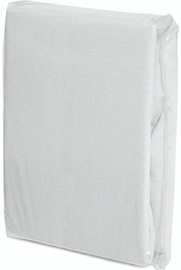 Palags Fillikid Jersey Bed Sheet, balta