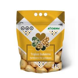 Mēslojums kartupeļiem NPK 15-13-19 Achema, 4kg
