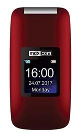 Мобильный телефон Maxcom Comfort MM824, красный