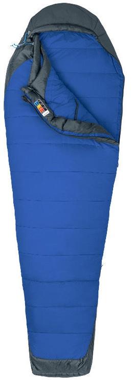Guļammaiss Marmot Trestles Elite 15 Regular LZ Blue, kreisais, 211 cm