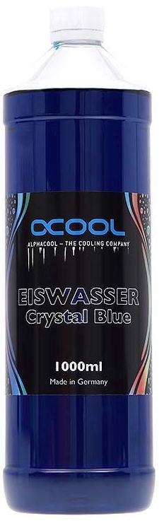 Alphacool Eiswasser Crystal Blue 1L