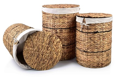 Mondex Amparo Laundry Basket Set 3pcs