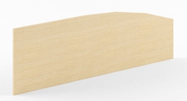Skyland Simple SQ-1400 Privacy Divider 160x45cm Legno Light