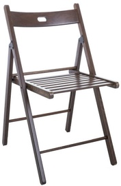 Ēdamistabas krēsls Signal Meble Smart II, brūna