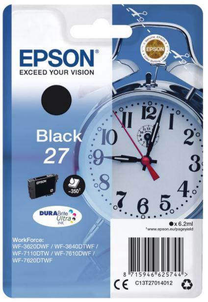 Epson Inkjet Cartridge 6ml Black