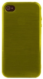 Mocco Jelly Brush Case For Apple iPhone 5/5s/SE Green