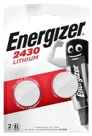 LITIJA BATERIJAS ENERGIZER CR2430 3V B2 290 mAh
