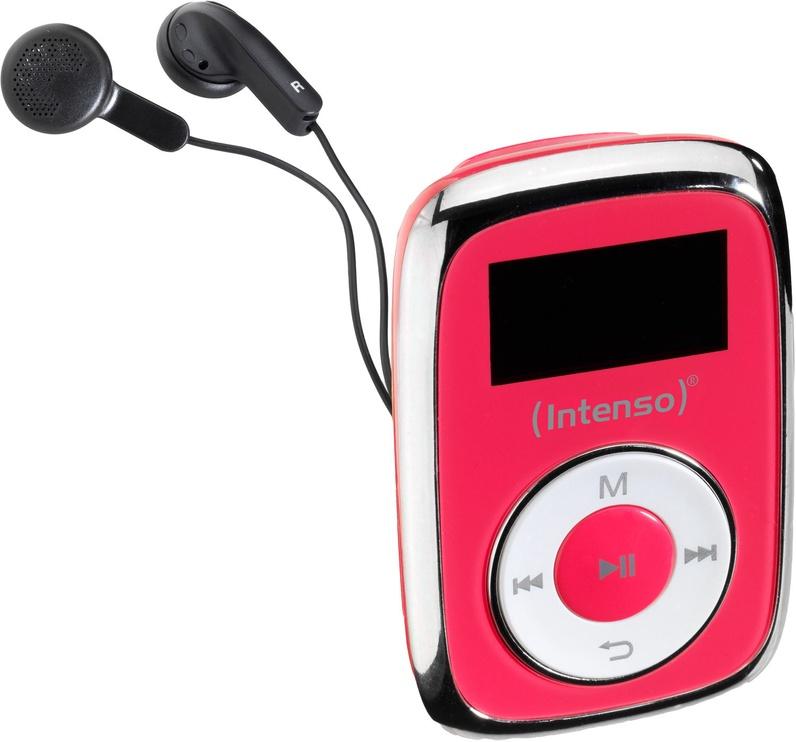 Mūzikas atskaņotājs Intenso 3614563 Pink, 8 GB