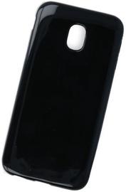 Mocco Jelly Back Case For Samsung Galaxy J3 J330 Black